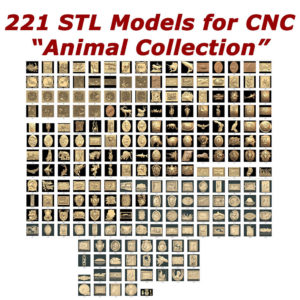 Animal collection for cnc